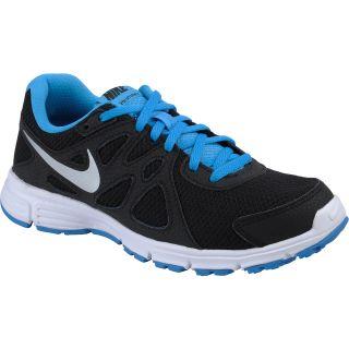 NIKE Boys Revolution 2 Running Shoes   Grade School   Size: 4, Volt/black