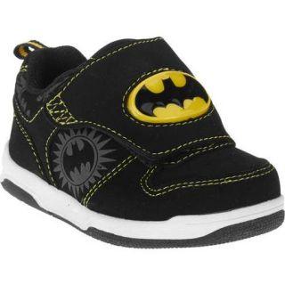 Batman Toddler Boys' Skate Sneaker