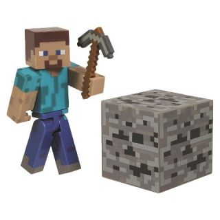 Minecraft Core Steve Figure