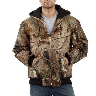 Carhartt Work Camo AP Active Jacket (For Tall Men) 4075X