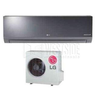 LG LA240HSV 24,000 BTU Single Zone Art Cool Mirror Ductless Mini Split Air Conditioner with Heat Pump Inverter   High Efficiency