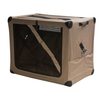 ABO Gear Dog Digs Pet Travel Crate   Large 53
