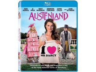 Austenland (Blu Ray) Keri Russell, JJ Feild, Jennifer Coolidge, Bret McKenzie, Georgia King