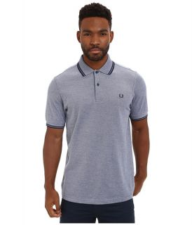 Fred Perry Twin Tipped Fred Perry Polo Medieval Blue Oxford/Medieval Blue