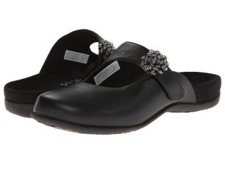 Vionic With Orthaheel Technology Joan Mary Jane Mule Black