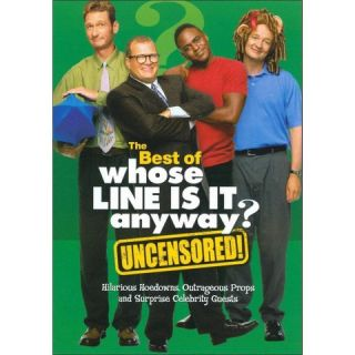 The Best of Whose Line is it Anyway? [Uncensored] [2 Discs]