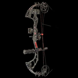 PSE Bow Madness 32 RTS Bow Package RH 50 lbs. Skullworks