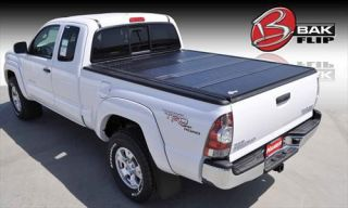 BAK Industries   BAKFlip G2 Hard Folding Tonneau Cover   Fits 73.5 in./6 ft. 1.5 in. Bed and also With Cargo Channel System