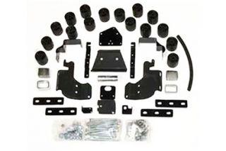 2007, 2008, 2009 Dodge Ram Lift Kits   Performance Accessories PA60193   Performance Accessories Body Lift Kit