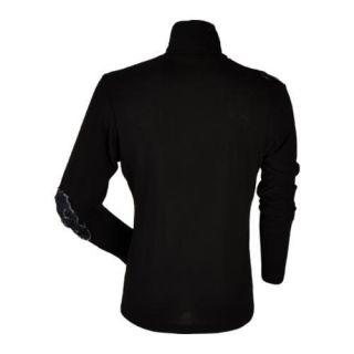 Mens J Arty Turtleneck Sweater Black   16896288