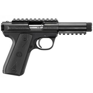 Ruger 22/45 Threaded Barrel Handgun