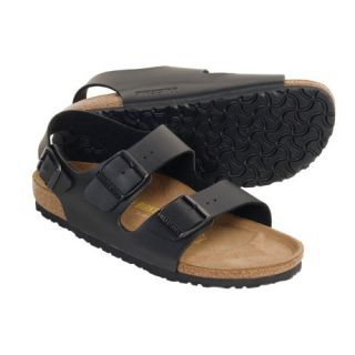 Don't know if I would buy these again?   Birkenstock Milano Sandals (For Men and Women)   review by Broken and Sad Shoe Buyer from Albuquerque, NM on 9/20/2010
