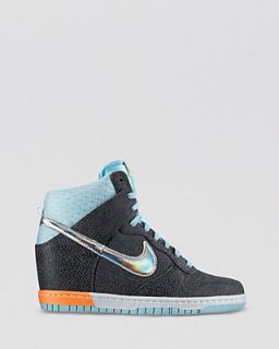 Nike High Top Wedge Sneakers   Women's Dunk Sky Hi