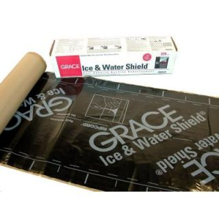 Grace Ice & Water Shield 36 in. x 75 ft. (225 sq. ft.) Roll Roofing Underlayment in Black 5003002