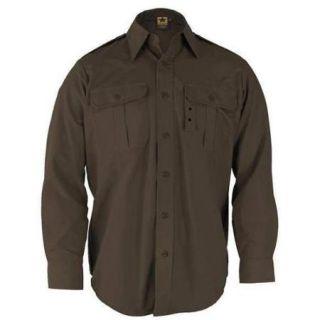 PROPPER F530238200XXL2 Tactical Shirt, Sheriff Brown, 2XL Reg
