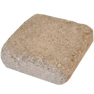 Pavestone 6 in. x 6 in. 45 mm Rivertown Blend Tumbled Plaza Concrete Paver 64249T
