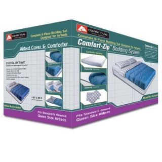 Ozark Trail Air Bed Cover and Comforter