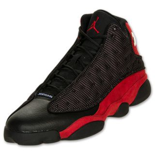 Mens Air Jordan Retro 13 Basketball Shoes   414571 010