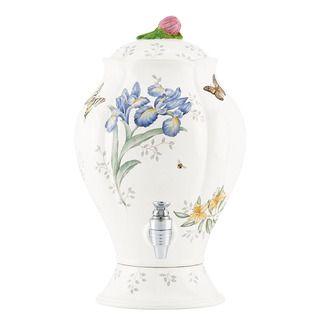 Lenox Butterfly Meadow Cold Beverage Dispenser cf541ba6 18ee 4d49 adb2