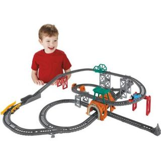 Fisher Price Thomas & Friends TrackMaster 5 in 1 Track Builder Set