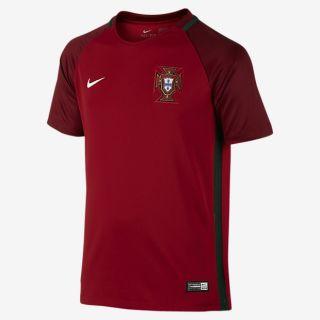 2016 Portugal Stadium Home Genç Çocuk Futbol Forması (XS XL). Nike