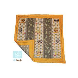DK Leigh My Baby Hoo Owl 10 Piece Boutique Crib Bedding Set