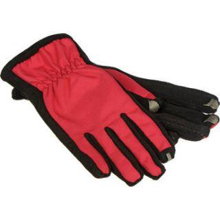 Isotoner Womens smarTouch 2.0 Matrix Nylon Gloves 56724 M/L DAZ