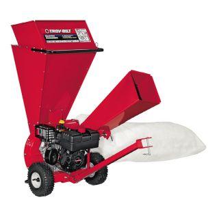 Troy Bilt 250cc Gas Chipper Shredder
