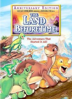 The Land Before Time (Anniversary Edition) (DVD)   Shopping