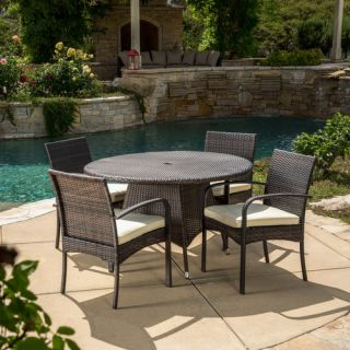 Home Loft Concepts Theodore 5 Piece Dining Set