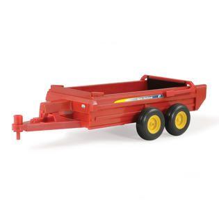 Tomy ERTL Big Farm 1:16 New Holland Manure Spreader   Toys & Games