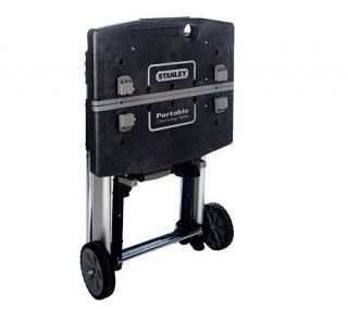 Stanley Mobile Project Portable Clamping Table —