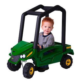 Tomy John Deere Get Around Gator   Toys & Games   Ride On Toys