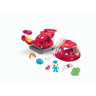 Disney Octonauts Gup X Launch & Rescue Vehicle   Toys & Games   Action