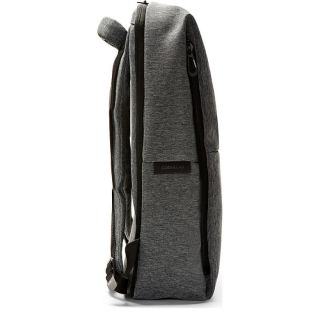 Côte & Ciel Grey Rhine New Flat Backpack