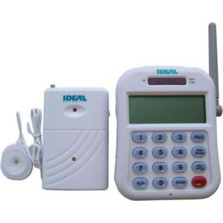 IDEAL Security Wireless Water & Flood Detector with Telephone Dialer SK642