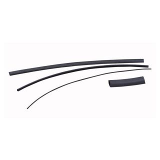 IDEAL 8 Count .25mm 4 in Heat Shrink Tubing