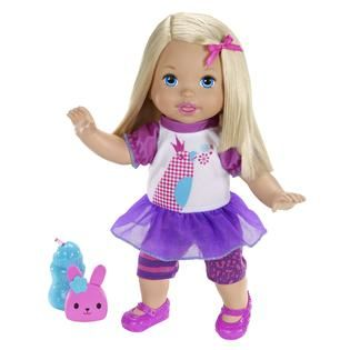 Mattel TALK WITH ME™ REPEATING DOLL   Toys & Games   Dolls
