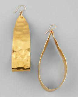 Devon Leigh Hoop Earrings, Large