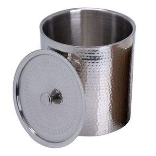 Artisan Metal Works Insulated Stainless Steel Ice Cream Tub