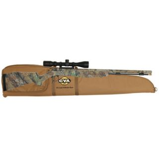 CVA Optima V2 Muzzleloader Package .50 Full Realtree APG Camo
