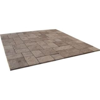 StoneBilt Concepts 10 ft. x 10 ft. San Juan Blend Heritage Stone Paver Patio on a Pallet ps.hs.pack.10.10.3pc.031
