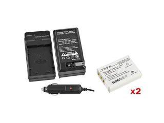FUJIFILM NP 50 1 Pack 1000mAh Li Ion Rechargeable Battery