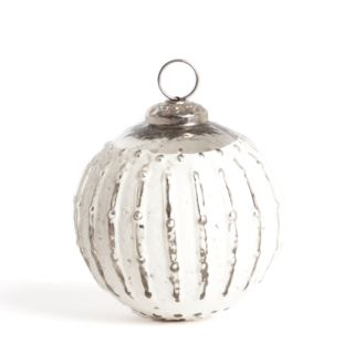 Saro Joyeaux Noel Glass Ball Ornament