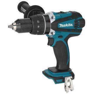 """MAKITA 18V LXT Li Ion 1/2"""" Cordless Drill/Driver, Bare Tool   Cordless Drills   40K995 XFD03Z"""