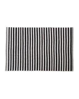 MacKenzie Childs Stripe Scatter Rug, 2 x 3