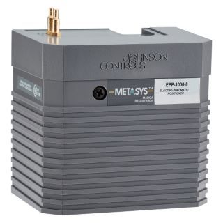 JOHNSON CONTROLS Electro Pneumatic Positioner   Pneumatic Control Accessories   41P306|EPP 1000 8
