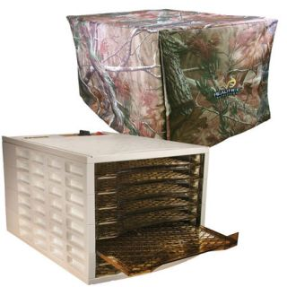 Weston Realtree Outfitters 8 Tray Food Dehydrator