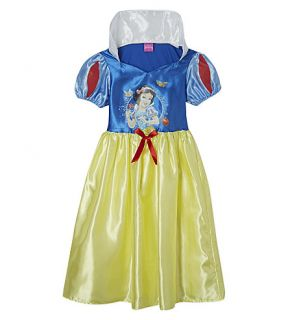 DISNEY PRINCESS   Snow White fancy dress costume 3 4 years