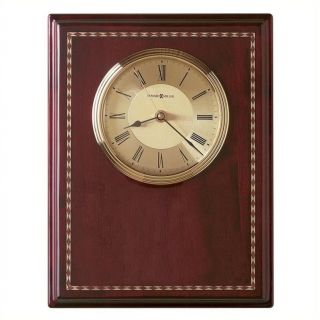 Howard Miller Honor Time II Plaque Wall/Table Clock   625256